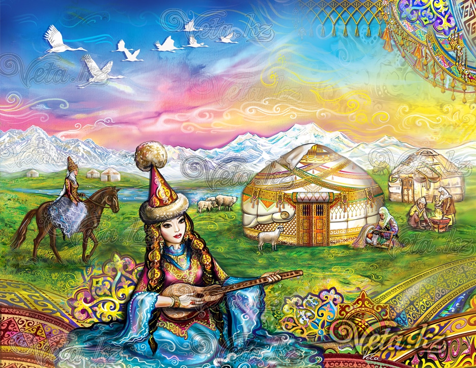 красивые открытки к наурызу украшением вашего дома