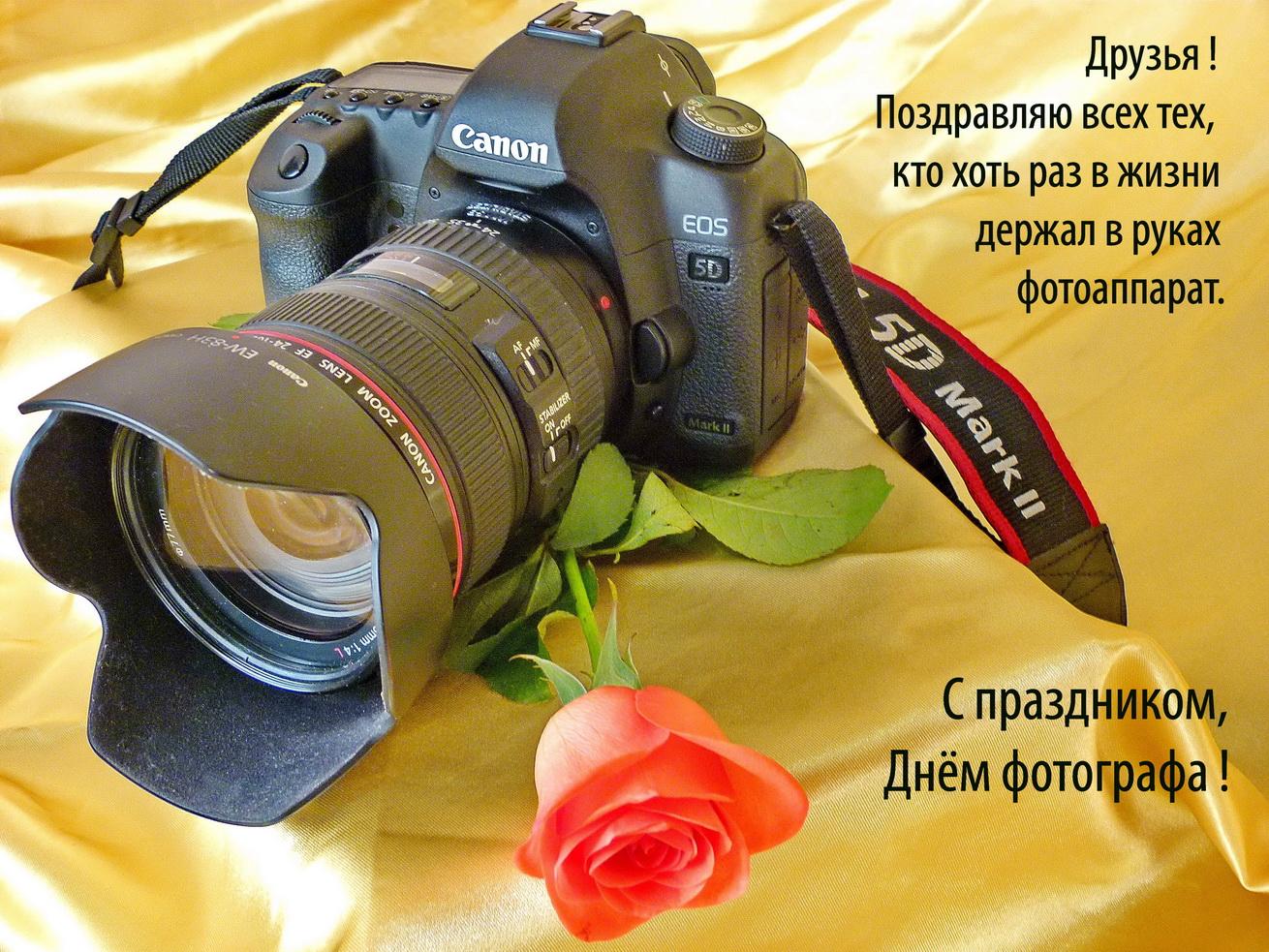 Поздравление с днем рождения в прозе для фотографа