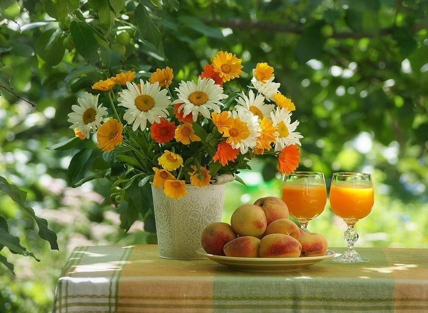 доброе утро красивые картинки супер летом ней