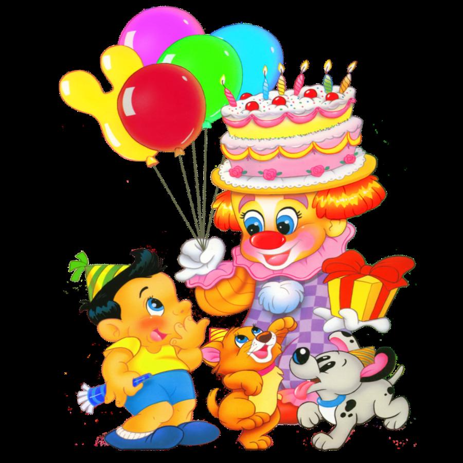 Детская открытка с днем рождения для девочки музыкальная