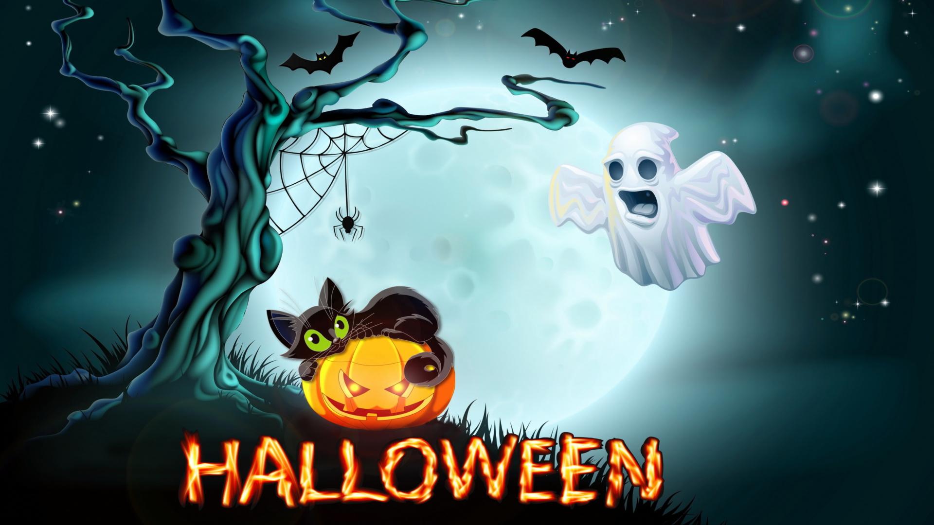 хотим вместе прикольные рисунки на хэллоуин пришлось