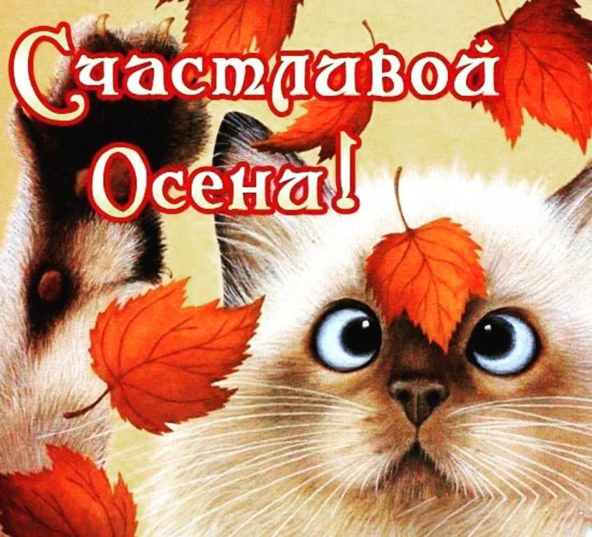 красивые поздравления с первым днем осени как