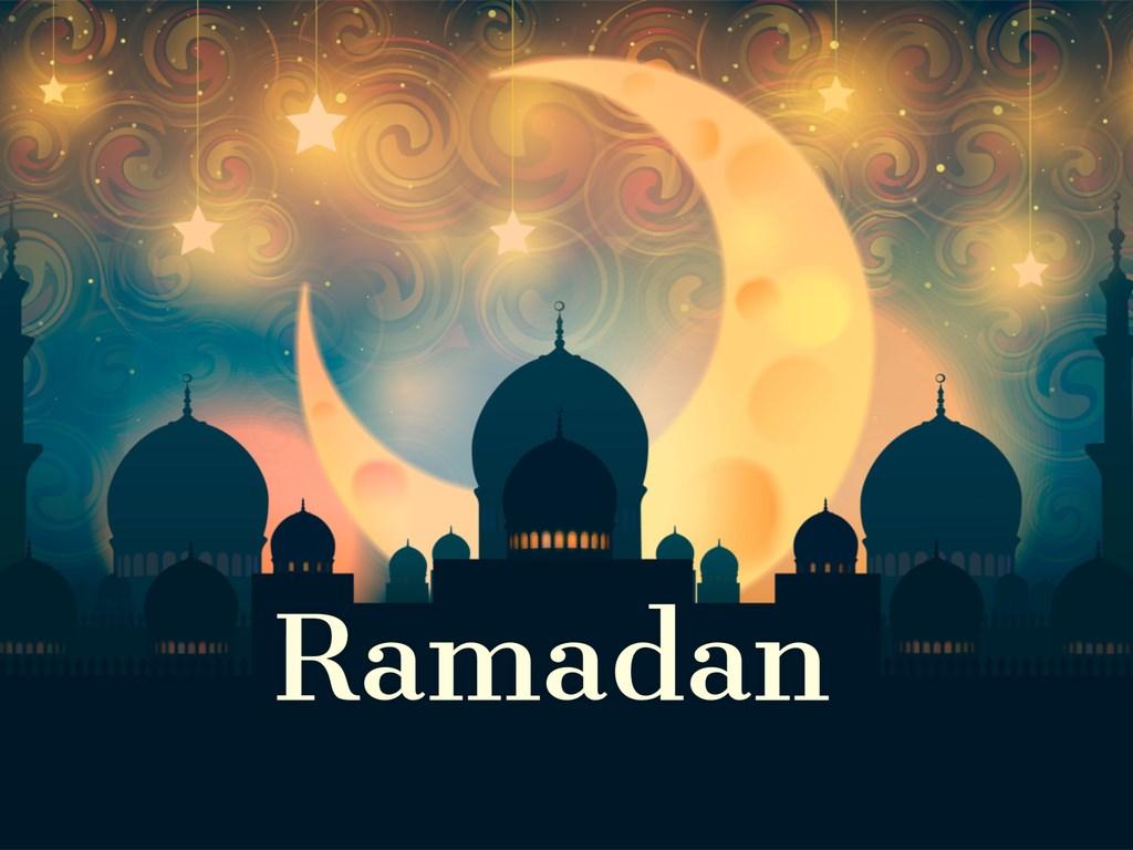 Картинки с надписью про рамадан