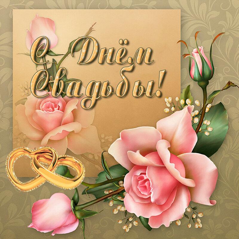 получилась свадебные поздравления картинки открытки собраны