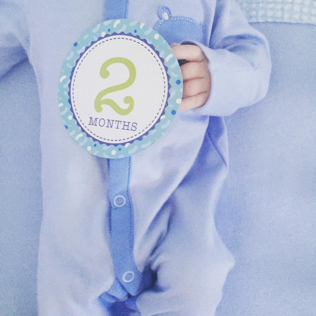 2 месяца сыну поздравления в прозе